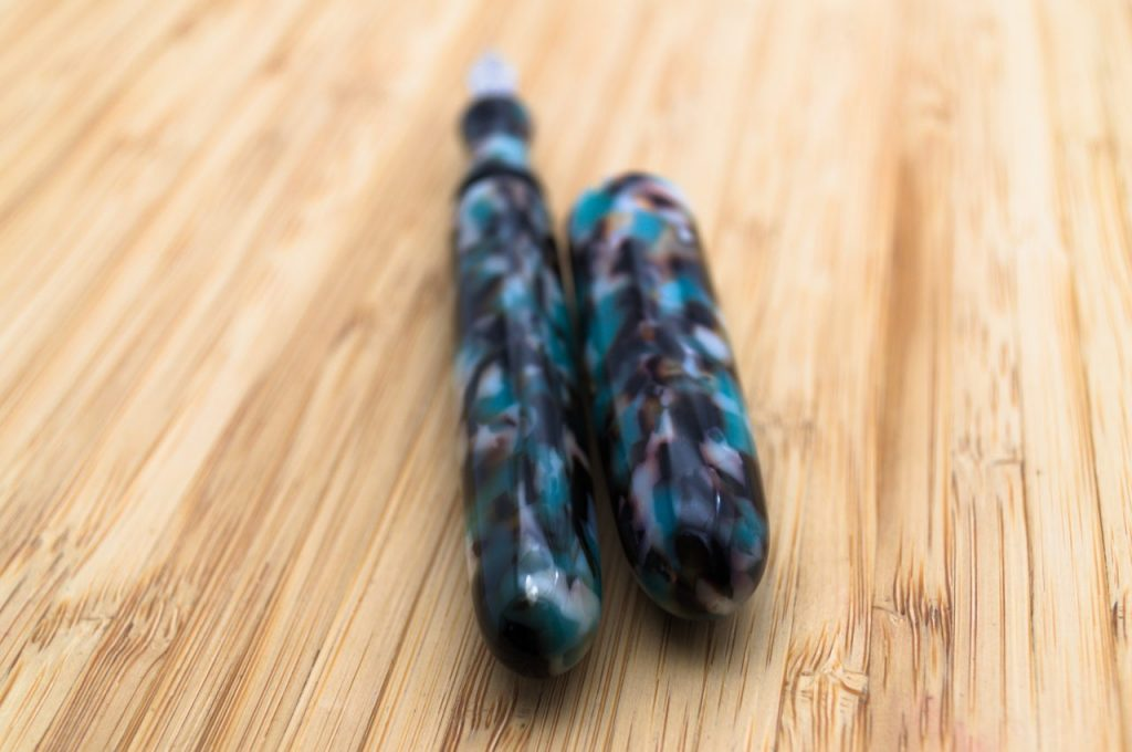 Bonita Custom Celluloid Penteopens.com Handmade Pens6