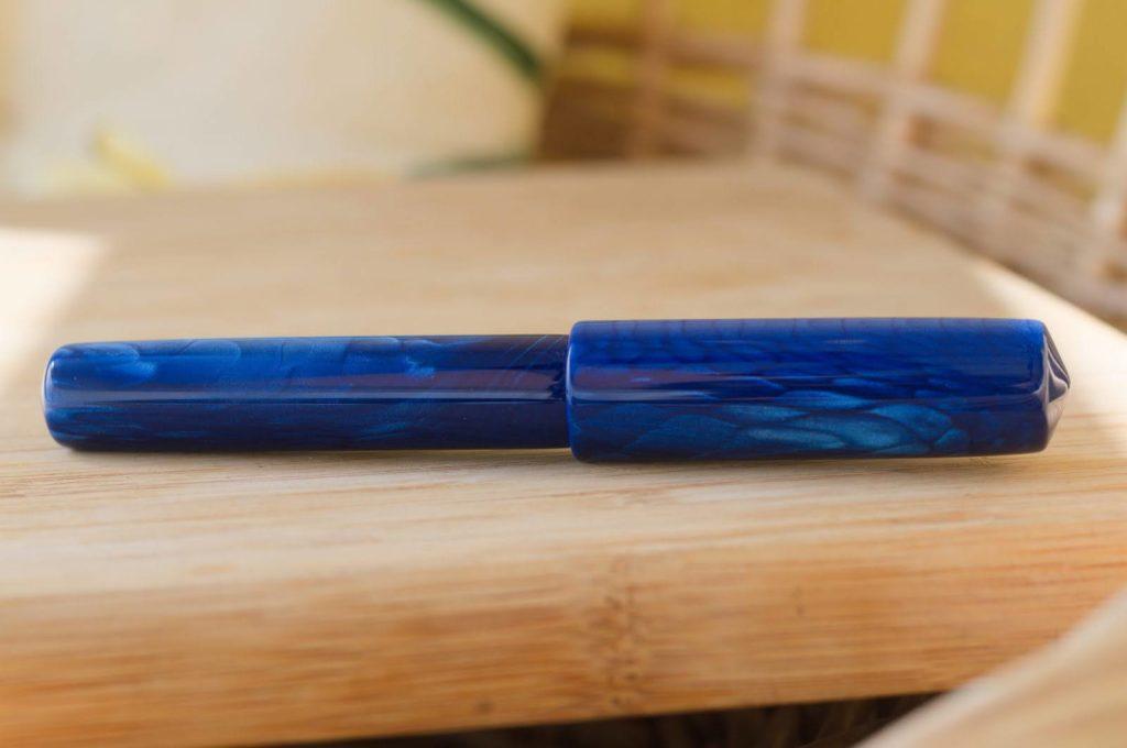 Penteo Samurai Spirit Blue Dragon 6