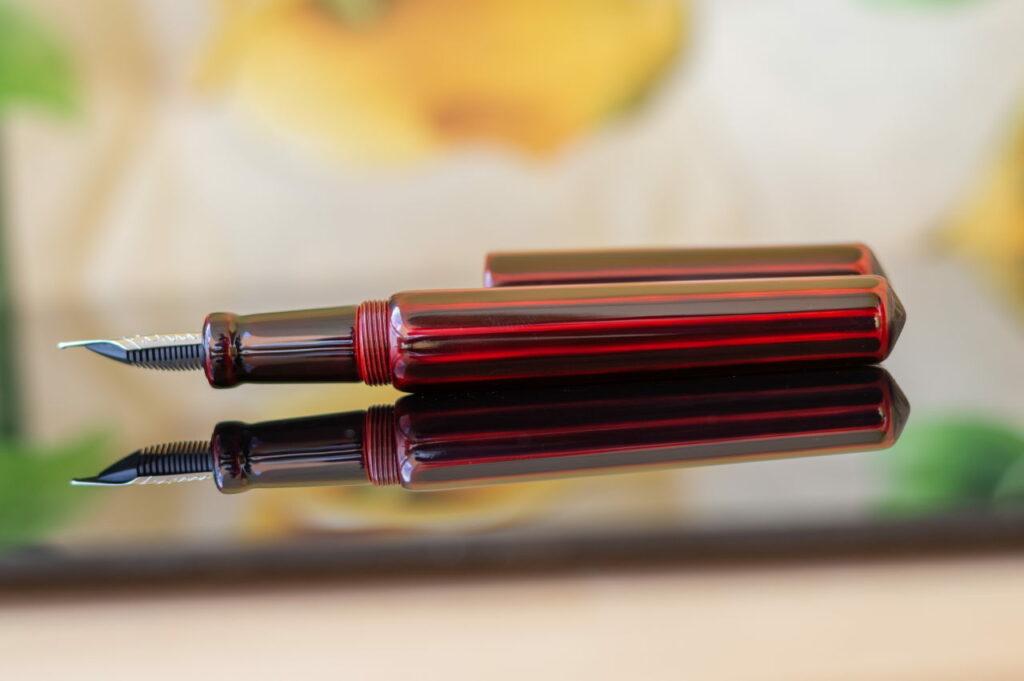 penteo samuraispirit faceted kuro aka tamenuri7