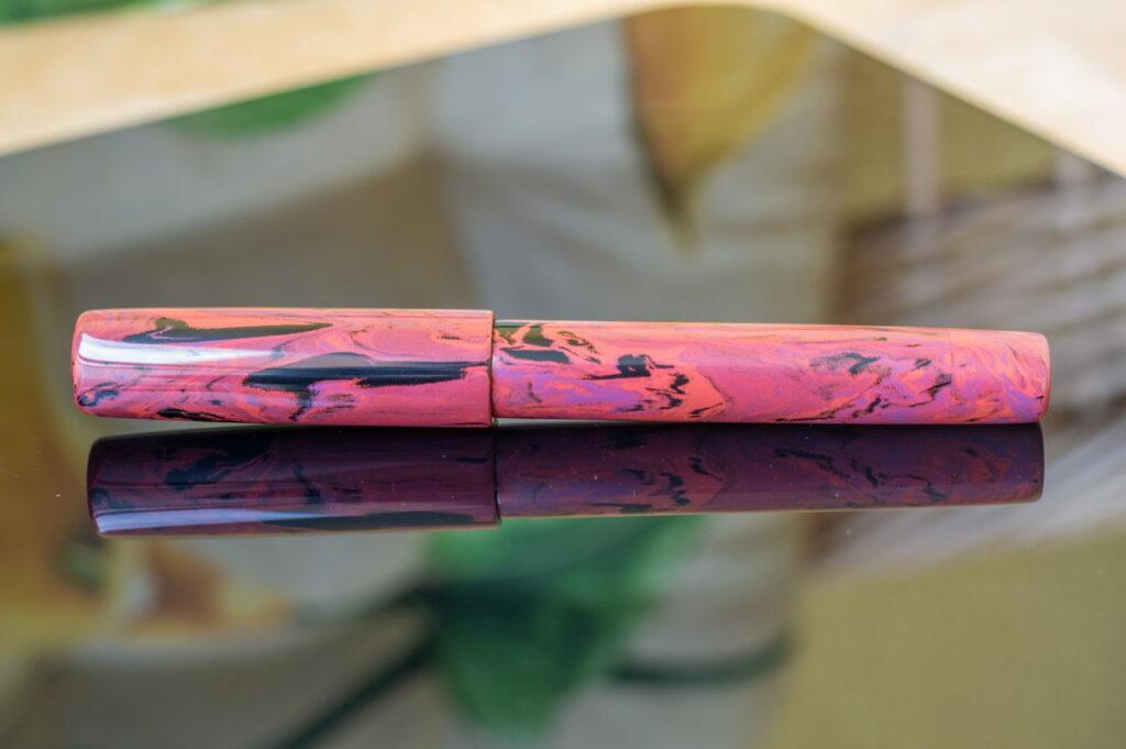 penteo samurai long sword lava button filler 1