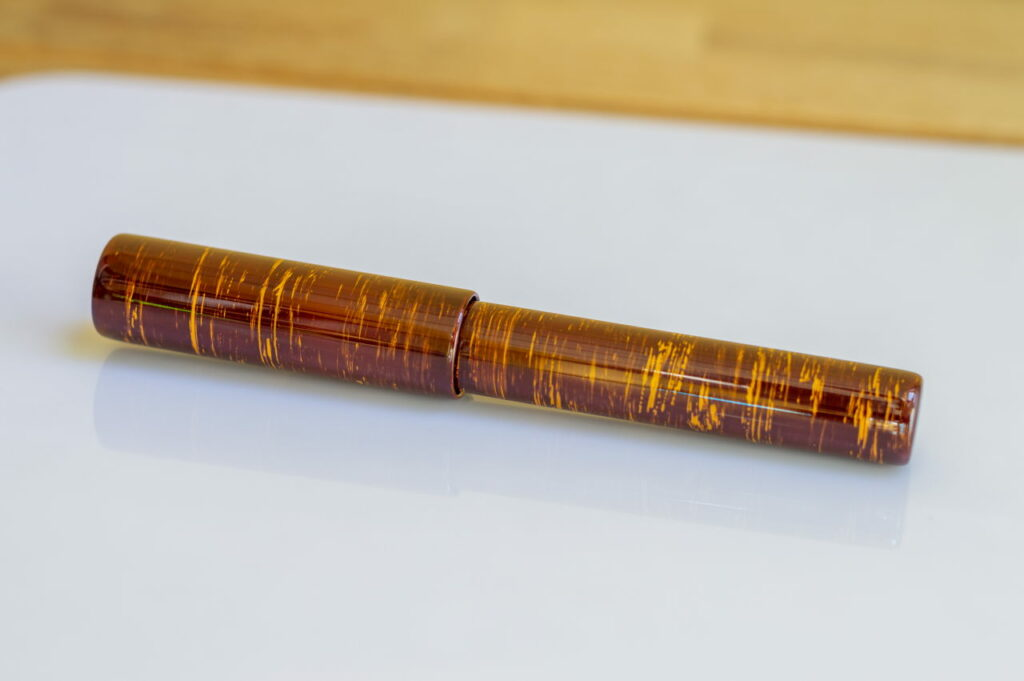 penteo pens samurai flat top sakura2