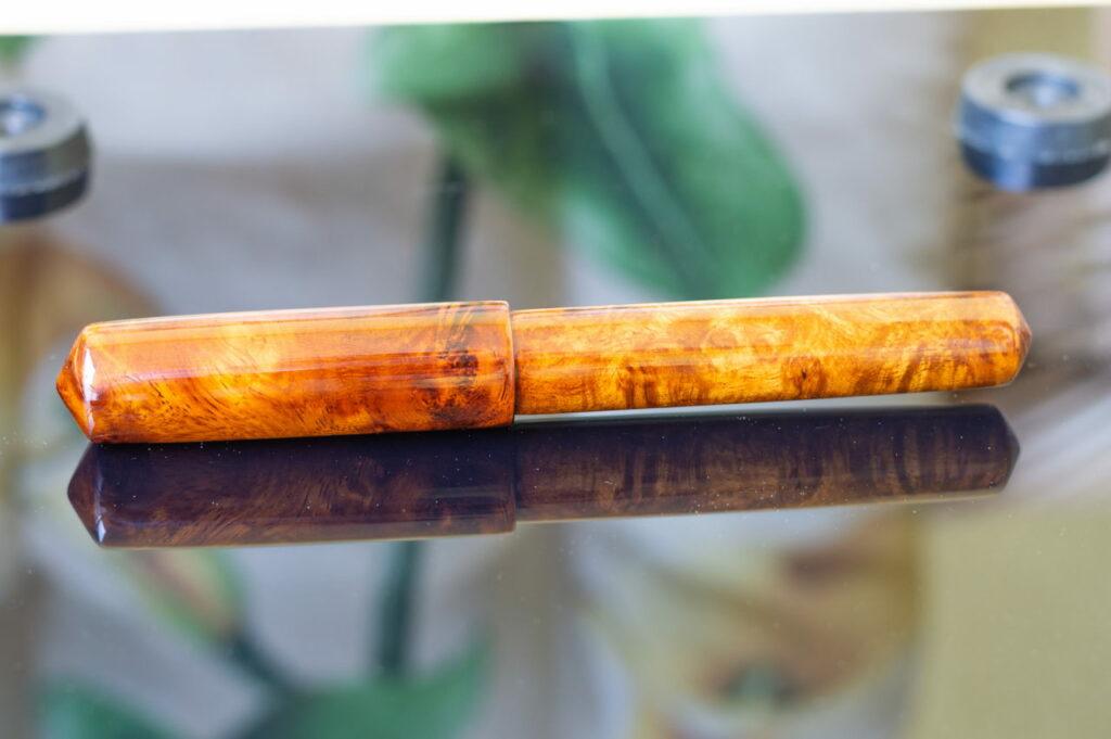 penteo pens samurai spirit amboyna1